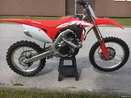 honda crf 450 r 450 cm 2017 espoo motorcycle nettimoto