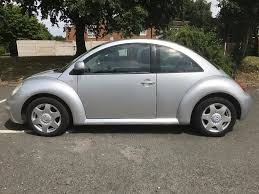 volkswagen beetle 2001 2 0l petrol manual in derby derbyshire