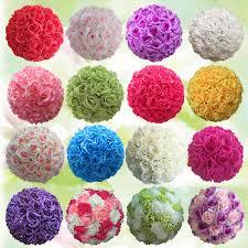 silk flowers wholesale wholesale outlet 10 25 cm wedding balls pomanders