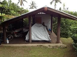 tent platform tents on the yoga platform boat shed at bula vista savusa u2026 flickr