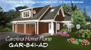 Garage Home Plans by Low Cost Garage Apartment Plan Gar 841 Ad Sq Ft Small Budget