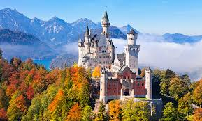 Neuschwanstein Castle Germany Interior Distinctly Deutschland Neuschwanstein Fairy Tale Castle