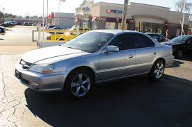 2003 acura tl 4dr silver sedan used car sale