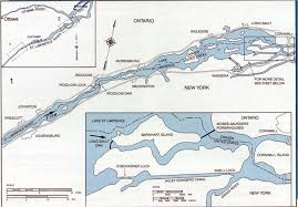 St Lawrence River Map Press Release Expect Higher Lake Ontario Outflows Quinte News