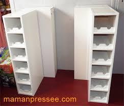 meuble de cuisine fait maison fabriquer soi même îlot de cuisine personnalisé maman