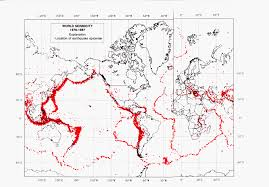 us geological earthquake map the severity of an earthquake