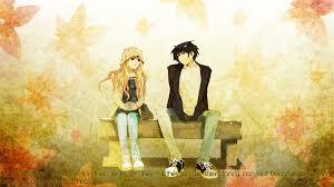 anime romance wallpaper by lemonkush on deviantart
