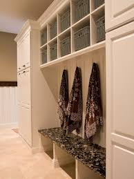 Small Bench With Shoe Storage by Mudroom Shoe Storage Pictures Options Tips And Ideas Hgtv