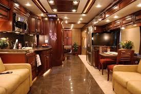 motor home interiors luxury motorhome interior tour stuff motorhome