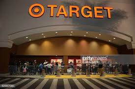 target out door black friday 2016 target black friday stock photos and pictures getty images