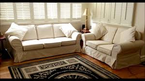 Diy Sofa Slipcover No Sew by Ideas For Leather Couch Covers Youtube