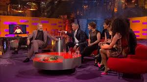 What Is Armchair Travel What Is Graham Norton U0027s Big Red Chair And What Are The Funniest