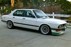 replica rolls royce 1988 alpina b9 replica e28 5 series up for grabs for 25 000