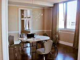 How To Cover A Dining Room Chair Stunning Before And After Dining Room Makeovers Photos