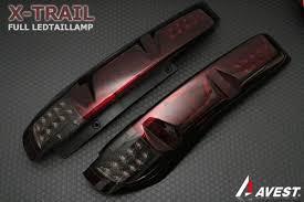 how to make custom led tail lights jackparts rakuten global market x trail エクストレイルフル led