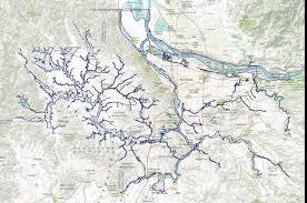 fema region map fema 100 year flood plains portland metro region oregon data basin