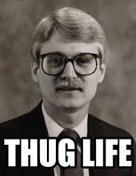 Thug Life Meme - thug life dad i didn t choose the thug life the thug life chose