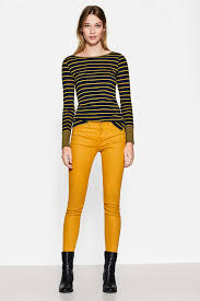 Model Top 100 by Esprit Striped Long Sleeve Top 100 Cotton At Our Online Shop