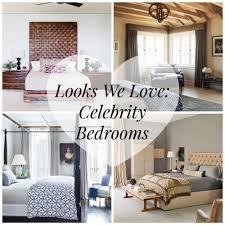 looks we love celebrity master bedroom