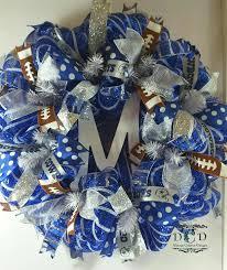 dallas cowboy wreath nfl wreath cowboys wreath football