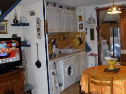 cuisine avec gaziniere cuisine avec lave linge four et gazinière
