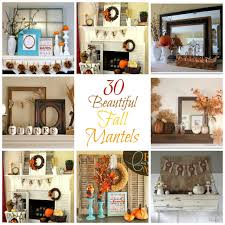 fall decorations for fireplace mantel part 47 creations by kara