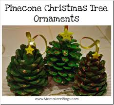 pinecones are always available why not try your own