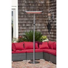 Parasol Electric Patio Heater Indoor U0026 Outdoor Patio Heaters You U0027ll Love Wayfair