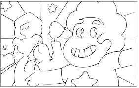 steve universe coloring pages colotring pages