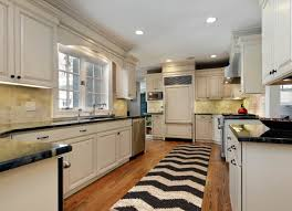 Black And White Kitchen Kitchen by Lovely Black And White Kitchen Rugs 48 Photos Home Improvement