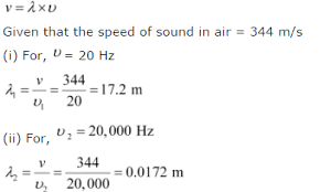 ncert solutions for class 9th science chapter 12 sound aglasem