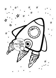 99 ideas rocket coloring page on gerardduchemann com