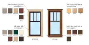 craftsman bungalow home style window color finishes arts