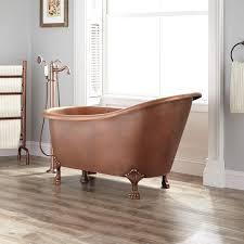 copper tubs freestanding u0026 clawfoot signature hardware