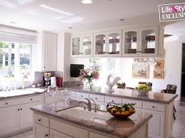 houzz kitchens modern kitchen simple tips for a tidy baking cabinet by khloe kardashian