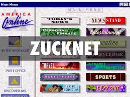 Sebelum Ada Facebook, Mark Zuckerberg Bikin ZuckNet Duluan