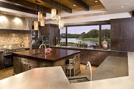 amazing kitchen designs cool kitchen design ideas with beautiful glass and unique l