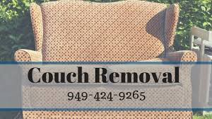 how to get rid of old sofa get rid of old couch furniture removal oc junk hauling