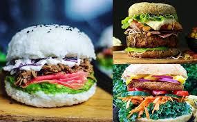 cuisine vegan le challenge bestofveganburger sur instagram démontre la folle