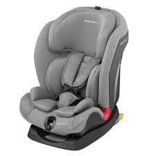 systeme isofix siege auto bebe confort siège auto groupe 1 2 3 titan nomad grey système isofix