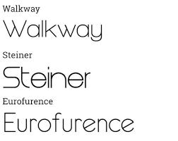 40 super sleek fonts for clean web design web design ledger