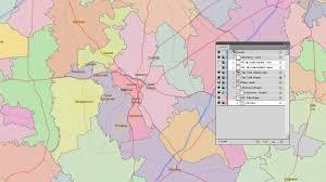 Zipcode Map Georgia Zip Code Map Youtube