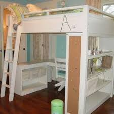 Loft Beds For Girls Full Size Loft Bed Ikea U003c3 Kids U003c3 Pinterest Loft Bed Ikea