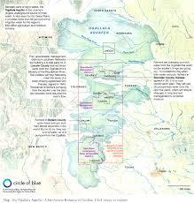 Arizona Aquifer Map by Blog