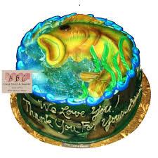 bass fish cake 2040 big bass fish cake abc cake shop bakery