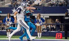 thanksgiving day football carolina panthers defeat dallas cowboys