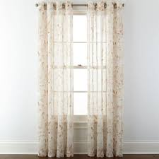 Sheer Coral Curtains Sheer Curtains The Curtain Outlet