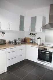 cuisine et blanc photos best 25 cuisine blanche et bois ideas on appartement