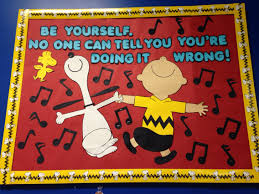 charlie brown bulletin board ms yadi u0027s kindergarten