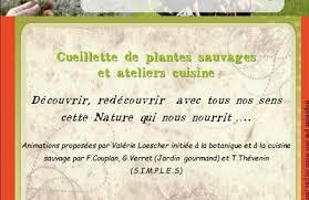 cuisine sauvage couplan formation les plantes sauvages comestibles au fil des saisons